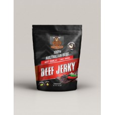Hot Chilli Beef Jerky 100g