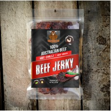 Hot Chilli Beef Jerky 50g